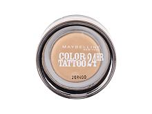 Sjenilo za oči Maybelline Color Tattoo 24H 4 g 05 Eternal Gold