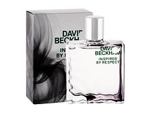 Vodica nakon brijanja David Beckham Inspired by Respect 60 ml