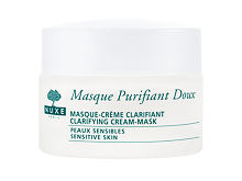 Maska za lice NUXE Rose Petals Cleanser Clarifying Cream-Mask