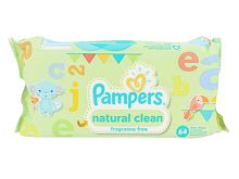 Maramice Pampers Baby Wipes Natural Clean 64 kom