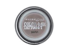 Sjenilo za oči Maybelline Color Tattoo 24H 4 g 40 Permanent Taupe