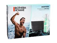 Gel za čišćenje lica Biotherm Homme Aquapower Oligo Thermal Care 75 ml Poklon setovi