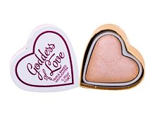 Posvjetljivač Makeup Revolution London I Heart Makeup Goddess Of Love 10 g Goddess Of Faith