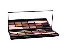 Sjenilo za oči Makeup Revolution London I Heart Makeup Death By Chocolate Palette 22 g