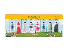 Krema za ruke L´Occitane Fantastic 8 Hand Creams Travel Set 30 ml Poklon setovi