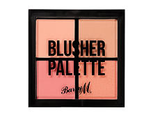 Rumenilo Barry M Blusher Palette 8 g