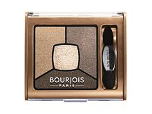 Sjenilo za oči BOURJOIS Paris Smoky Stories Quad Eyeshadow Palette 3,2 g 06 Upside Brown