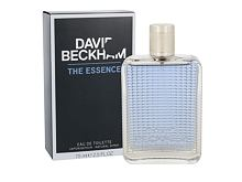 Toaletna voda David Beckham The Essence 75 ml
