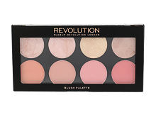 Rumenilo Makeup Revolution London Blush Palette
