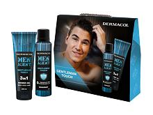 Gel za tuširanje Dermacol Men Agent Gentleman Touch 3in1 250 ml Poklon setovi