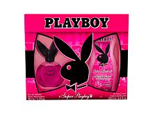 Toaletna voda Playboy Super Playboy For Her 40 ml Poklon setovi