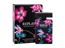 Parfemska voda Replay Signature 100 ml