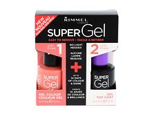 Lak za nokte Rimmel London Super Gel By Kate