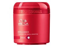 Maska za kosu Wella Brilliance Thick Hair 150 ml