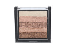 Highlighter Makeup Revolution London Shimmer Brick 7 g Radiant