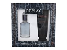Toaletna voda Replay Jeans Spirit! For Him 30 ml Poklon setovi