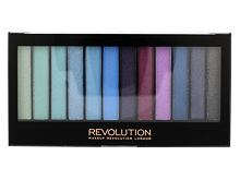 Sjenilo za oči Makeup Revolution London Redemption Palette Mermaids Vs Unicorns