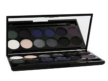 Sjenilo za oči Sleek MakeUP I-Divine Eyeshadow Palette 13,2 g 596 Bad Girl