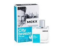 Toaletna voda Mexx City Breeze For Him 50 ml