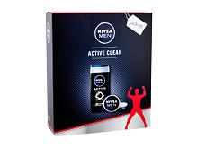 Gel za tuširanje Nivea Men Active Clean 250 ml Poklon setovi