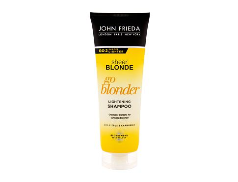 Šampon John Frieda Sheer Blonde Go Blonder 250 ml