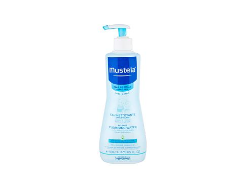 Vodica za tijelo Mustela Bébé PhysiObébé Cleansing Water 500 ml
