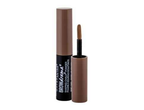 Puder za obrve Maybelline Brow Drama Shaping Chalk 1 g 100 Blonde