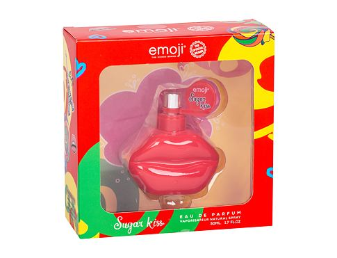 Parfemska voda Emoji Sugar Kiss 50 ml