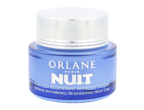 Noćna krema za lice Orlane Extreme Line-Reducing Extreme Anti-Wrinkle Regenerating Night Care 50 ml