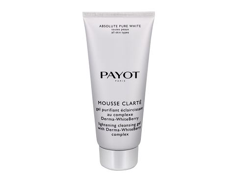 Gel za čišćenje lica PAYOT Absolute Pure White Mousse Clarté 200 ml