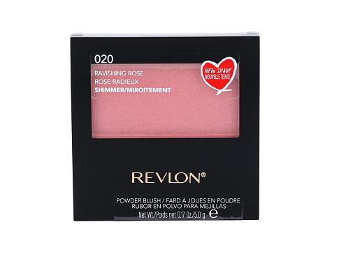 Rumenilo Revlon Powder Blush 5 g 020 Ravishing Rose