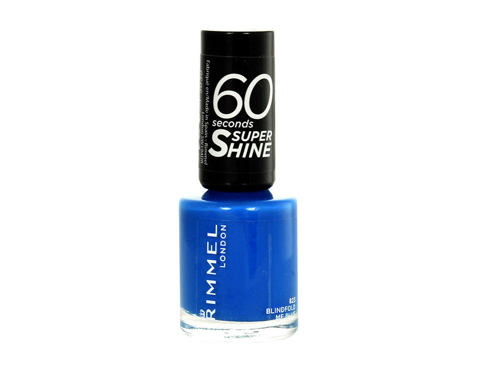 Lak za nokte Rimmel London 60 Seconds Super Shine 8 ml 203 Lose Your Lingerie
