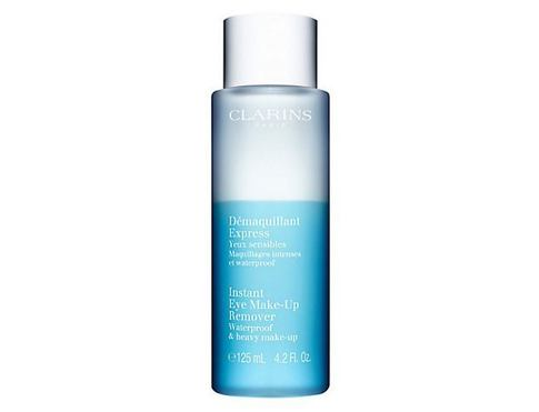 Odstranjivač make-upa Clarins Instant Eye Make-Up Remover Waterproof & Heavy Make-Up 125 ml Testeri