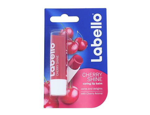 Balzam za usne Labello Cherry Shine 5,5 ml