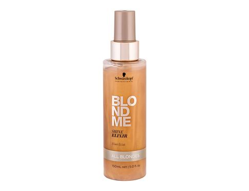 Serum za kosu Schwarzkopf Blond Me Shine Elixir 150 ml