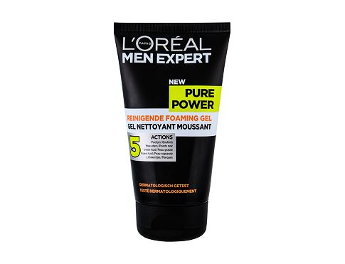 Sredstvo za čišćenje L´Oréal Paris Men Expert Pure Power Charcoal 150 ml