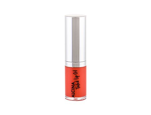 Sjajilo za usne ALCINA Tinted Lip Oil 5 ml Peach