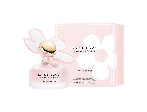 Toaletna voda Marc Jacobs Daisy Love Eau So Sweet 100 ml