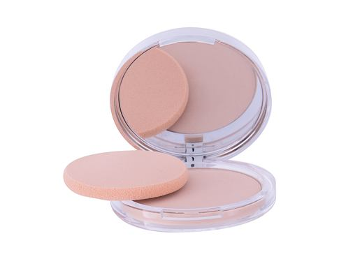 Puder u prahu Clinique Stay-Matte Sheer Pressed Powder 7,6 g 01 Stay Buff