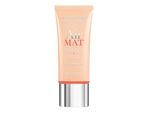 Puder BOURJOIS Paris Air Mat SPF10 30 ml 01 Rose Ivory