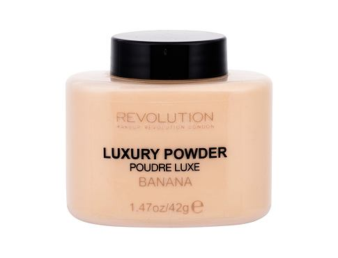 Puder Makeup Revolution London Luxury Powder 42 g Banana