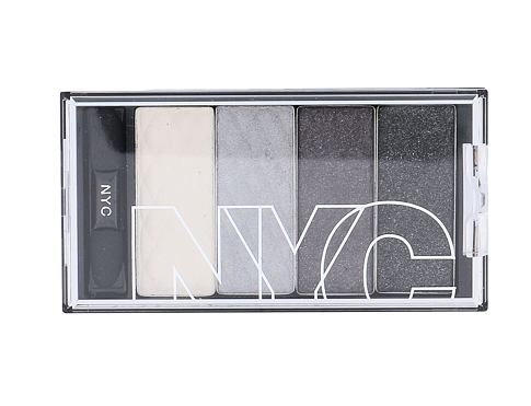 Sjenilo za oči NYC New York Color HD Color Quattro Eye Shadow 6 g 797 Gothic Harlem