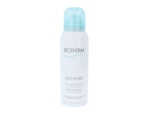 Antiperspirant Biotherm Deo Pure 125 ml