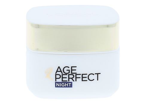 Noćna krema za lice L´Oréal Paris Age Perfect 50 ml