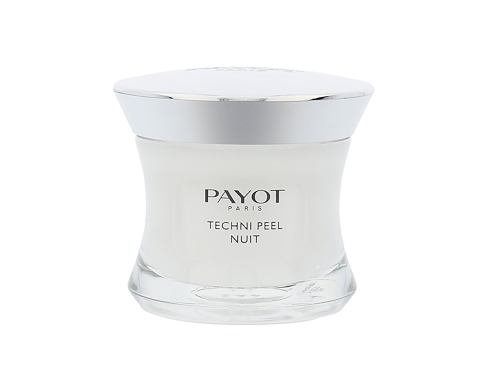 Noćna krema za lice PAYOT Techni Liss Nuit Re-surfacing Care 50 ml Testeri