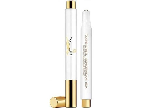 Gel za područje oko očiju Yves Saint Laurent Top Secrets Flash Touch - Wake-up Eye Care 2,5 ml ošteć