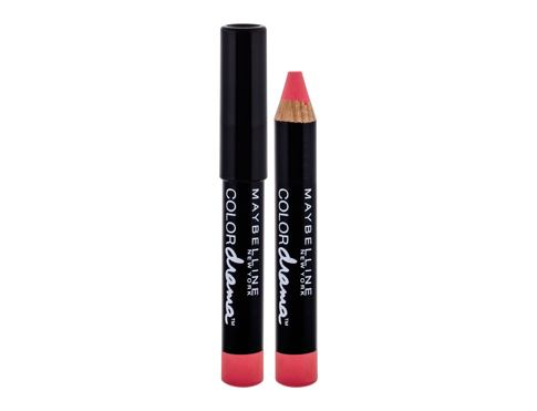 Olovka za usne Maybelline Color Drama 2 g 420 In With Coral