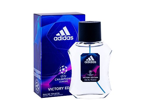Toaletna voda Adidas UEFA Champions League Victory Edition 50 ml