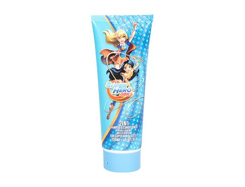 Šampon DC Comics Super Hero Girls 2in1 250 ml