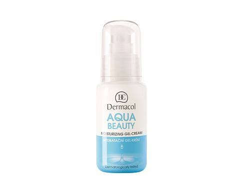 Gel za lice Dermacol Aqua Beauty 50 ml
